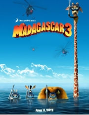 ���������� 3 (Madagascar 3: Europe's Most Wanted)