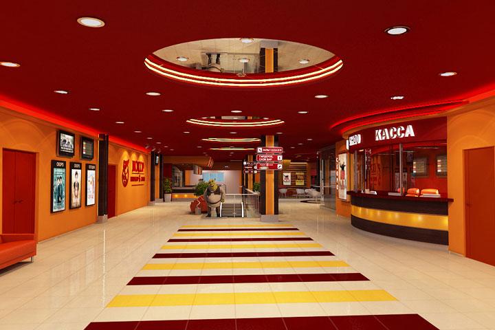 Кинотеатр Барс Люксор в Рязани